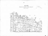 Milford Township 1, Minnesota Lake, Brown County 1964 Published by Thomas O. Nelson Co